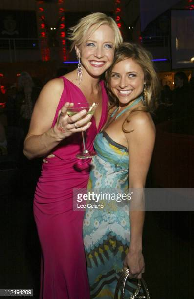 Nikki Snelson and Christine Lakin during 'Reefer Madness' Showtime Networks Los Angeles Premiere After Party at Le Prive in Los Angeles California...