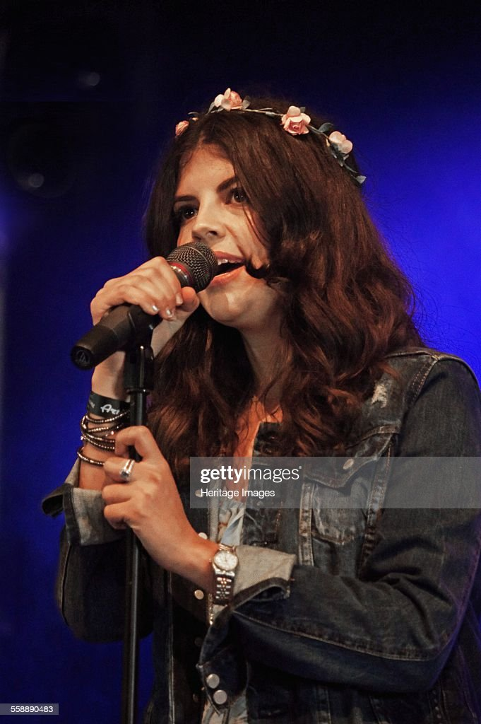 Nikki Yanofsky Love Supreme Jazz Festival Glynde Place East Sussex 2014 Artist Brian O'Connor
