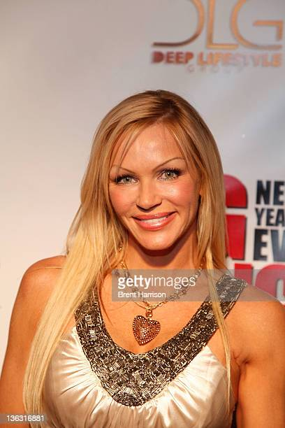 Nikki Ziering attends Big Bang New Year's Eve 2012 Party hosted by Mario Lopez at Hollywood Highland Center on December 31 2011 in Hollywood...
