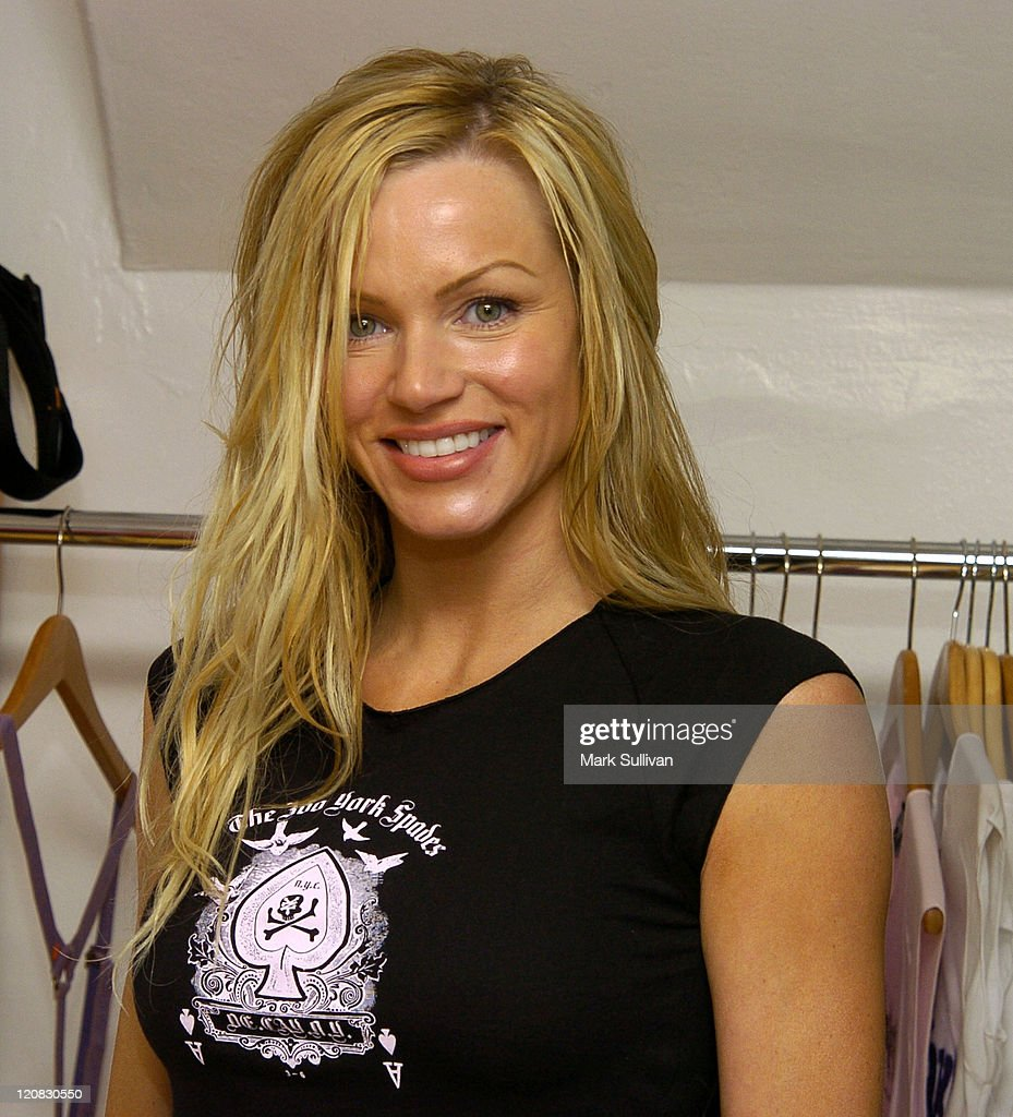 Nikki Ziering during Marc Ecko Enterprises Style Suite - Day Two at ecko unltd. L.A. Showroom in West Hollywood, California, United States.