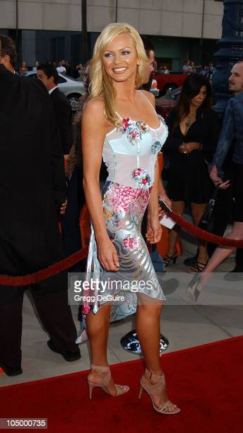 Nikki Ziering during 'Serving Sara' Premiere at Academy Theatre in Beverly Hills California United States