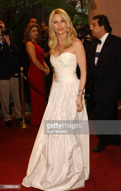 Nikki Ziering during The 14th Annual Night of 100 Stars Oscar Gala at Beverly Hills Hotel in Beverly Hills California United States