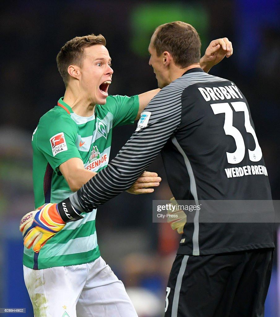 Hertha BSC v Werder Bremen 1 Bundesliga s and