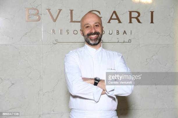 Niko Romito attends the Grand Opening of Bulgari Dubai Resort on December 5 2017 in Dubai United Arab Emirates