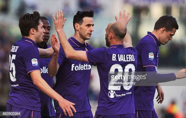 ACF Fiorentina vs Cagliari Calcio - Serie A : News Photo