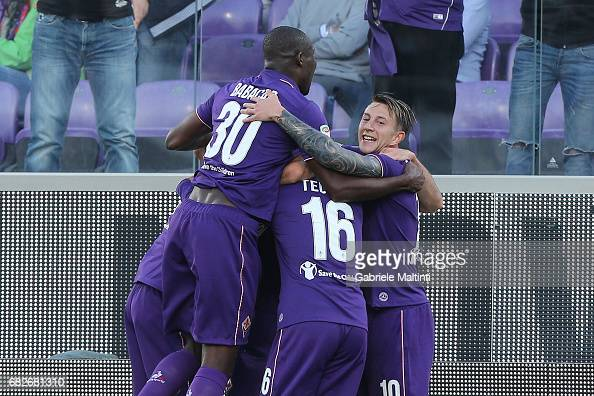 ACF Fiorentina v SS Lazio - Serie A : News Photo