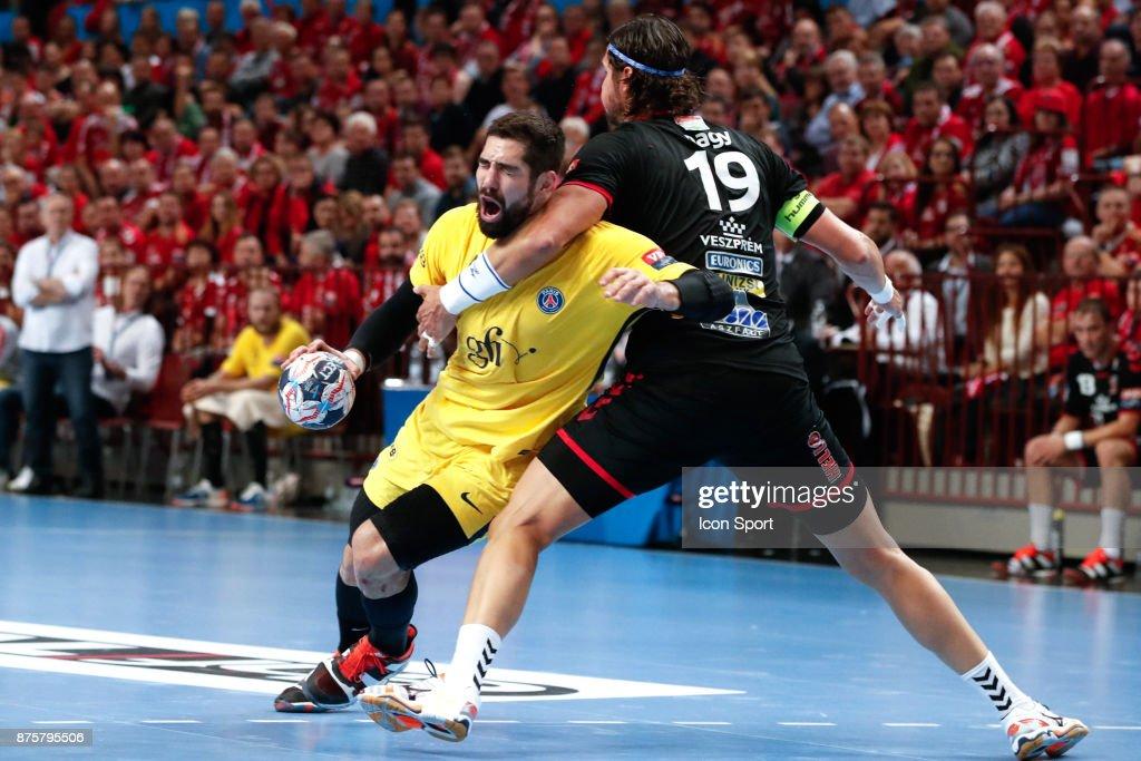 Veszprem v Paris Saint Germain - Handball Champions League