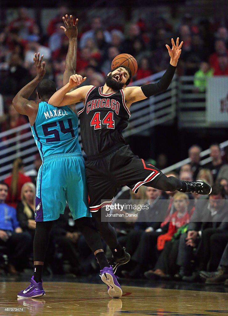 Charlotte Hornets v Chicago Bulls