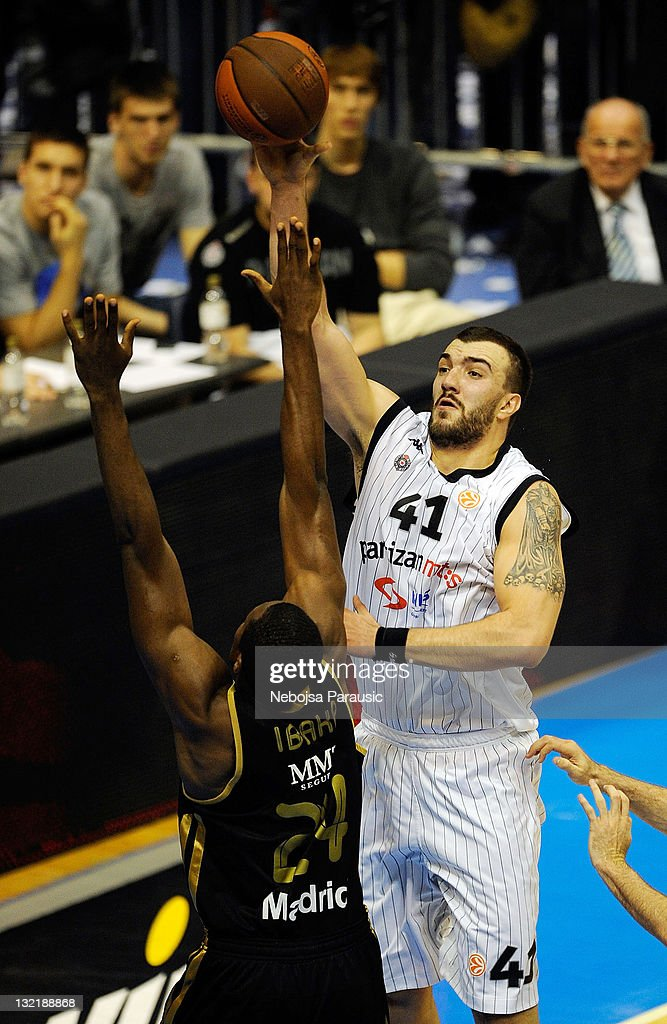Partizan mt:s Belgrade v Real Madrid - Turkish Airlines Euroleague