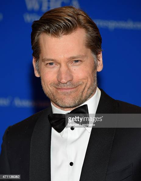 Nikolaj CosterWaldau attends the 101st Annual White House Correspondents' Association Dinner at the Washington Hilton on April 25 2015 in Washington...