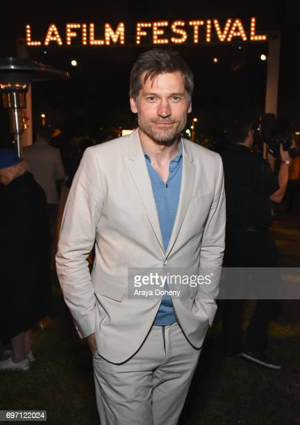 Nikolaj CosterWaldau attends the 'Shot Caller' Gala After Party during the 2017 Los Angeles Film Festival on June 17 2017 in Culver City California