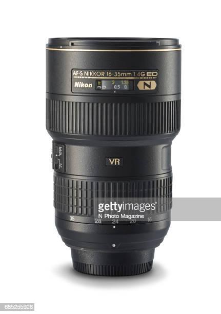 A Nikon AFS 1635mm f/4G ED VR wideangle lens taken on June 28 2016