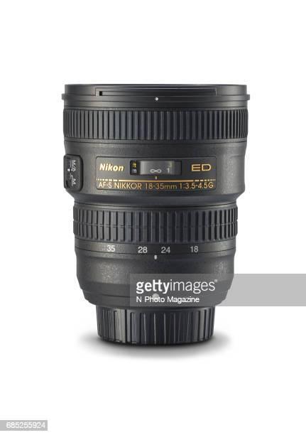 A Nikon AFS 1835mm f/3545G ED wideangle lens taken on June 28 2016
