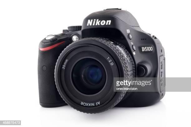 Nikon D5100 Camera with 35mm Lens