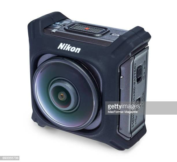A Nikon KeyMission 360 action camera taken on November 25 2016