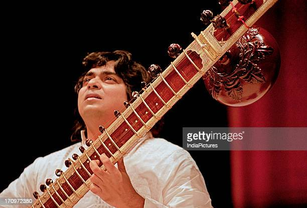 Niladri Kumar the famous Sitar player of India