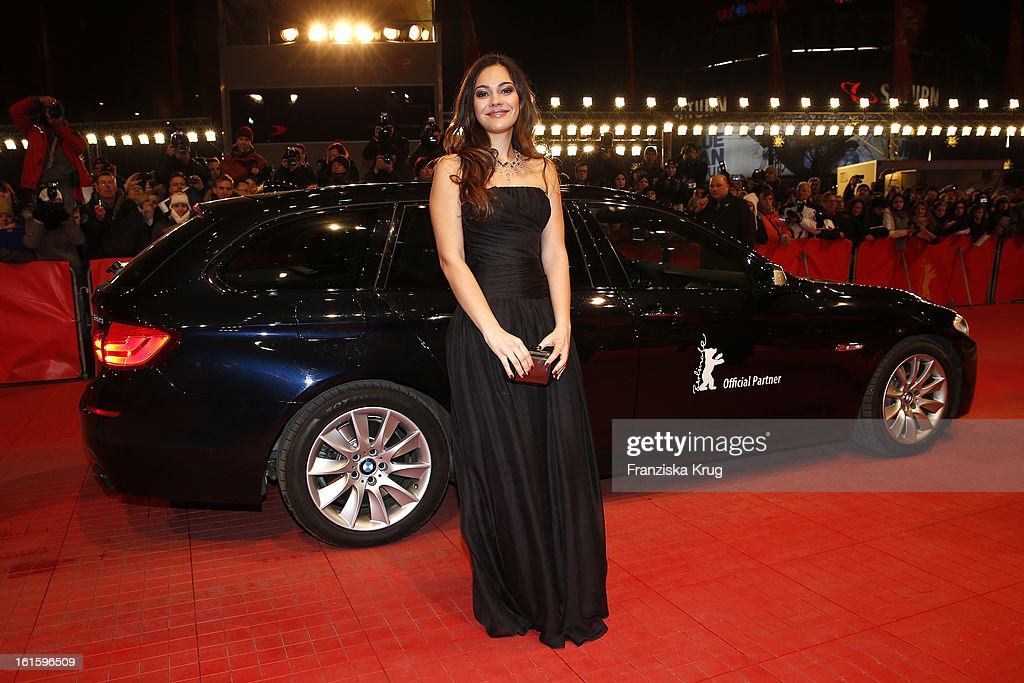 Nilam Farooq attends 'Side Effects' Premiere - BMW at the 63rd Berlinale International Film Festival at Berlinale Palast on February 12, 2013 in Berlin, Germany.