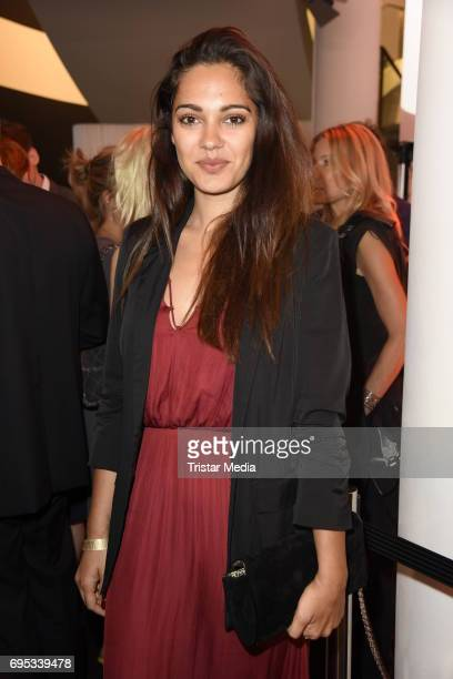 Nilam Farooq attends the Cocktail prolonge to the SemiFinal Round Of Judging Of The International Emmy Awards 2017 on June 12 2017 in Berlin Germany