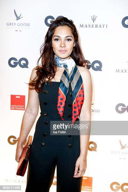 Nilam Farooq attends the GQ Mension Style Party 2017 at Austernbank on July 5 2017 in Berlin Germany