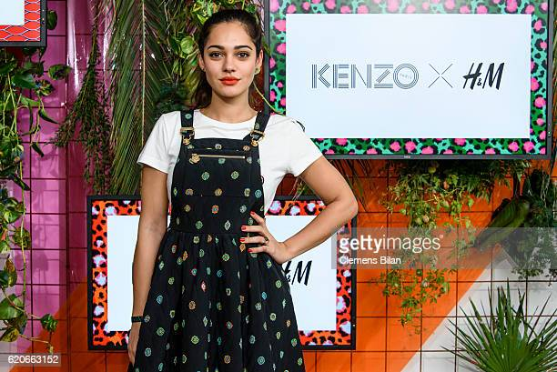 Nilam Farooq attends the KENZO x HM PreShopping Event on November 2 2016 in Berlin Germany
