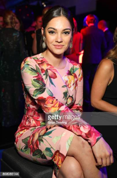 Nilam Farooq attends the Tribute To Bambi after show party at Berlin Station on October 5 2017 in Berlin Germany