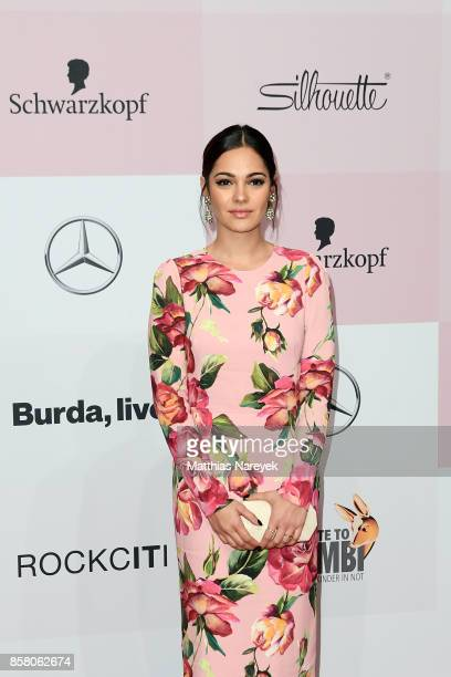 Nilam Farooq attends the Tribute To Bambi at Station on October 5 2017 in Berlin Germany