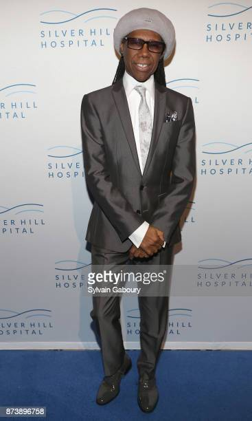 Nile Rodgers attends Silver Hill Hospital 2017 Giving Hope Gala at Cipriani 42nd Street on November 13 2017 in New York City