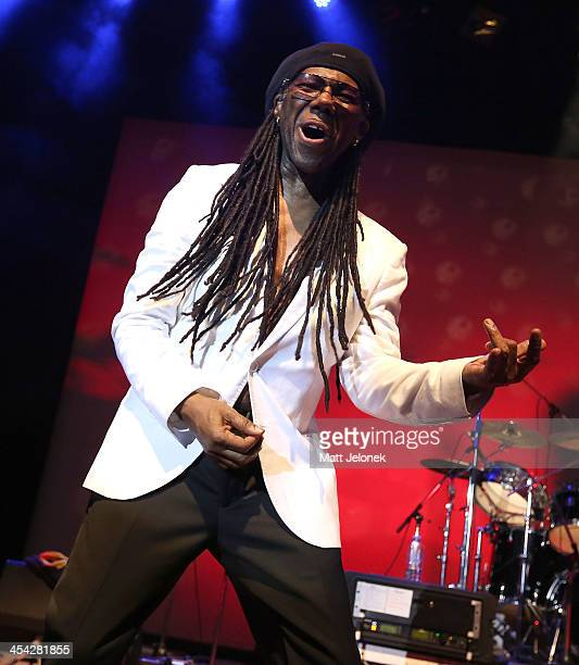 Nile Rodgers performs on stage at the Astor Theatre on December 8 2013 in Perth Australia