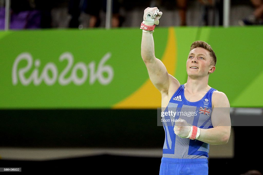 Gymnastics - Artistic - Olympics: Day 1