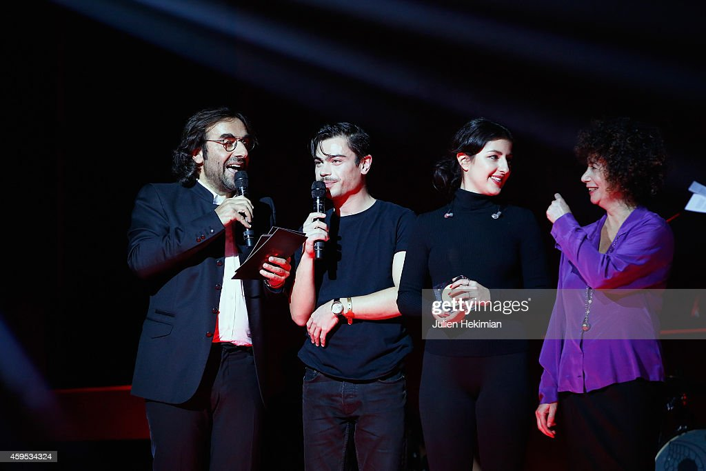 'Les Grands Prix De La SACEM 2014' At L'Olympia In Paris