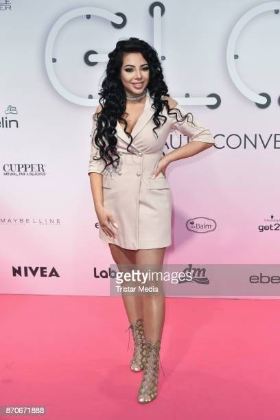 Niloofar Irani attends the GLOW The Beauty Convention at Station on November 5 2017 in Berlin Germany