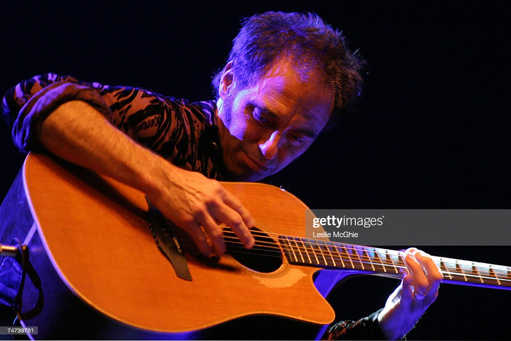 Nils Lofgren at the Shepherd's Bush Empire in London, United Kingdom.