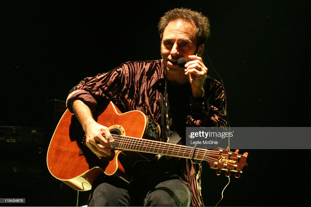 Nils Lofgren during Nils Lofgren in Concert at Shepherd's Bush Empire in London - October 28, 2005 at Shepherd's Bush Empire in London, Great Britain.