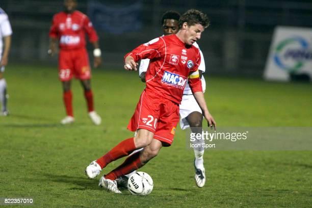 MOSTEFA Nimes / Troyes 23eme journee de Ligue 2