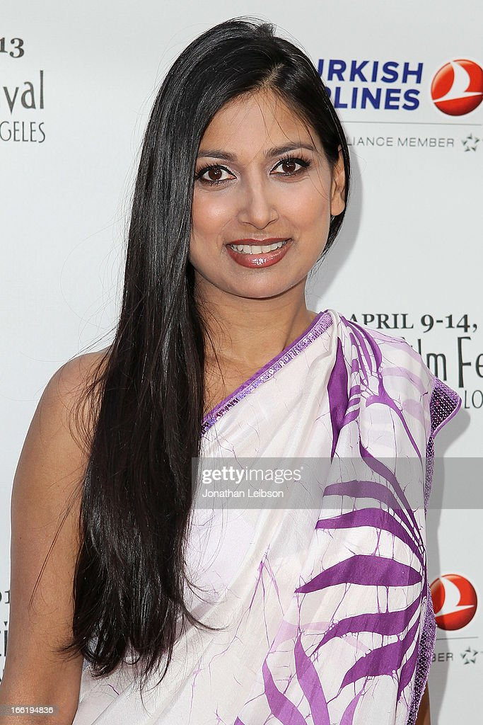 Nimmi Harasgama attends the 11th Annual Indian Film Festival Of Los Angeles - Opening Night Gala for 'Gangs Of Wasseypur' at ArcLight Hollywood on April 9, 2013 in Hollywood, California.