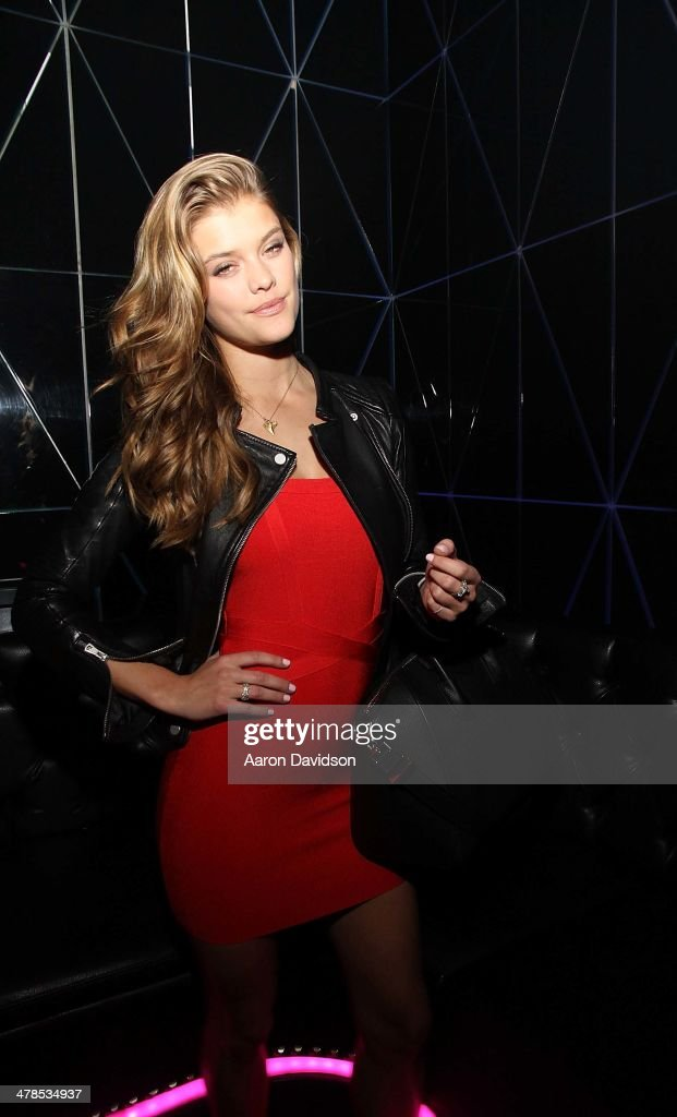 <a gi-track='captionPersonalityLinkClicked' href=/galleries/search?phrase=Nina+Agdal&family=editorial&specificpeople=7574783 ng-click='$event.stopPropagation()'>Nina Agdal</a> attends Spring Fling at Wall at W Hotel on March 13, 2014 in Miami Beach, Florida.