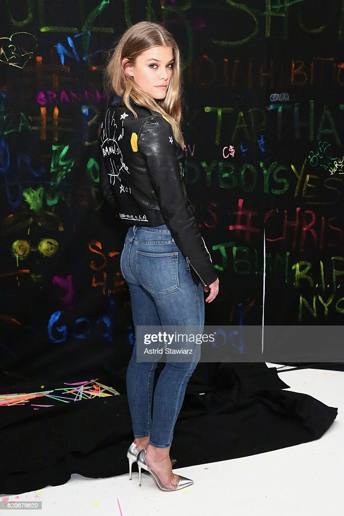 alice + olivia x Basquiat CFDA Capsule Collection Launch Party
