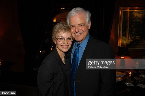 Nina Clooney and Nick Clooney attend Walter Cronkite Hosts a Private Screening of Warner Independent Pictures' 'Good Night And Good Luck' Directed by...