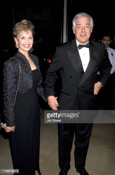 Nina Clooney and Nick Clooney during 7th Annual Ella Lifetime Achievement Award To Rosemary Clooney at Beverly Hilton Hotel in Beverly Hills...