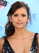 Nina Dobrev arrives at the 2013 Teen Choice Awards at Gibson Amphitheatre on August 11 2013 in Universal City California