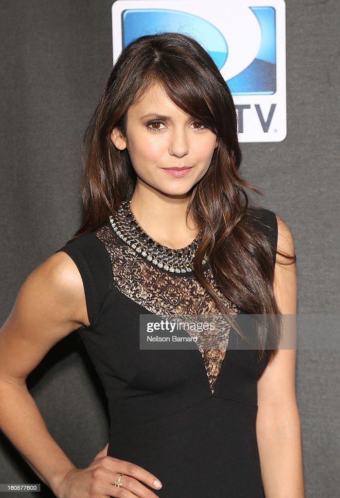Nina Dobrev attends DIRECTV Super Saturday Night Featuring Special Guest Justin Timberlake & Co-Hosted By Mark Cuban's AXS TV on February 2, 2013 in New Orleans, Louisiana.
