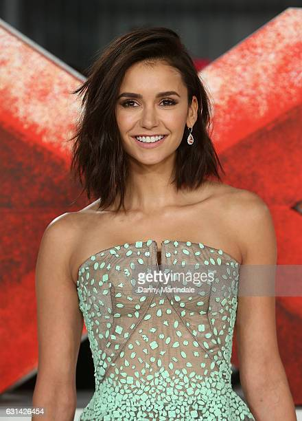 Nina Dobrev attends the European premiere of 'xXx Return of Xander Cage' on January 10 2017 in London United Kingdom