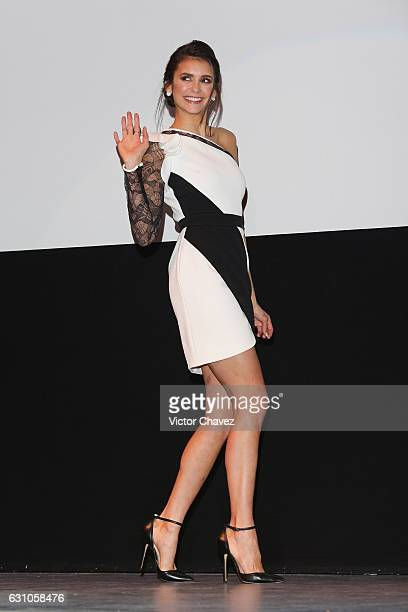 Nina Dobrev attends the Mexico City Premiere of the Paramount Pictures 'xXx Return of Xander Cage' at Auditorio Nacional on January 5 2017 in Mexico...