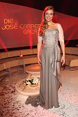 Nina Eichinger during the 20th Annual Jose Carreras Gala on December 18 2014 in Rust Germany