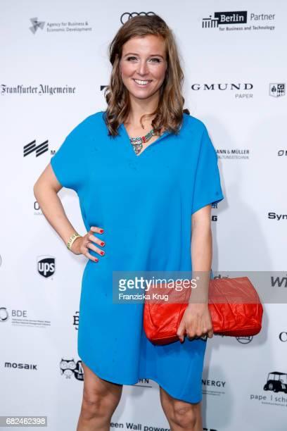 Nina Eichinger during the GreenTec Awards at ewerk on May 12 2017 in Berlin Germany