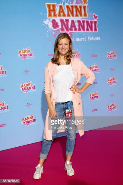 Nina Eichinger during the premiere of the film 'Hanni Nanni Mehr als beste Freunde' at Kino in der Kulturbrauerei on May 14 2017 in Berlin Germany