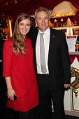 Nina Eichinger Juergen Mack during the 20th Annual Jose Carreras Gala on December 18 2014 in Rust Germany