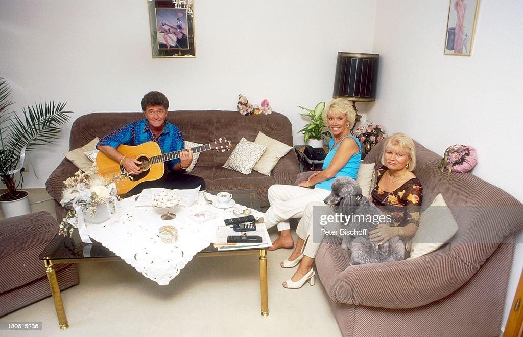 Nina Mitte Ex Ehemann Mike Gesangs Duo Und