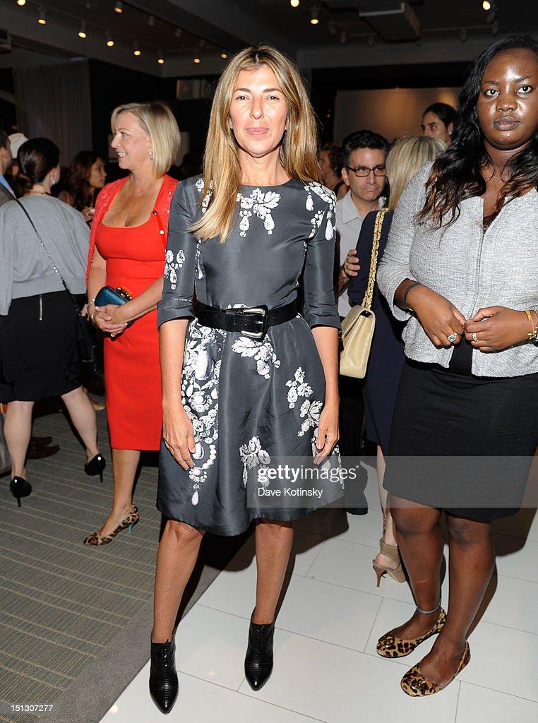 Nina Garcia at Lord & Taylor on September 5, 2012 in New York City.