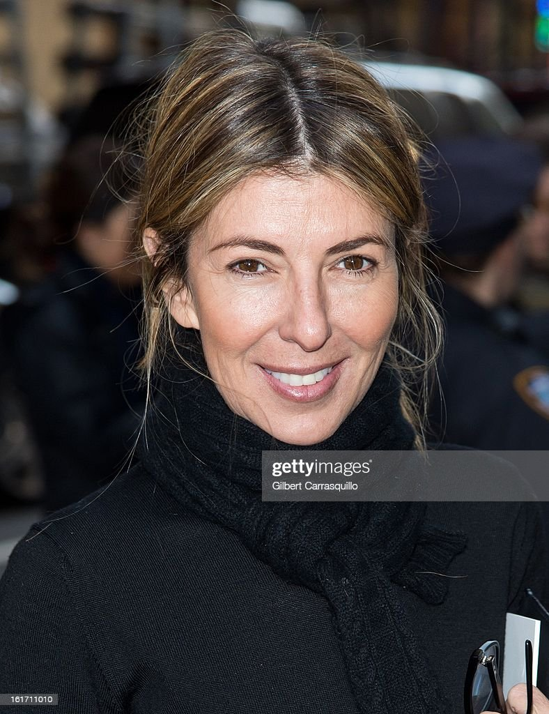 Nina Garcia attends the Calvin Klein Collection 2013 Mercedes-Benz Fashion Show at 205 West 39th Street on February 14, 2013 in New York City.